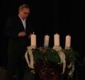 Adventi gyertyagyújtás. 2008. november 29.