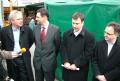 Budai polgármesterek a BKV járatritkítása ellen. 2008. március 4.