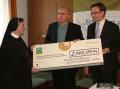 Közel 3 millió forint a Vakok Gyermekotthonának. 2008. június 4.