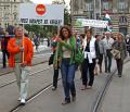 Önkormányzati tüntetés, 2009. október 26.