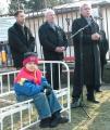 Tiltakozás a Svábhegyi Gyermekszanatórium bezárása ellen. 2007. január 26.
